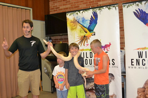 06.21.17 Wildlife Encounters at Willa Cather Branch