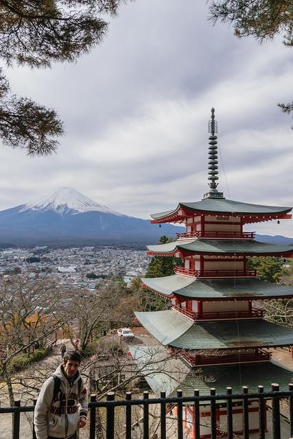 Kawaguchiko (Fuji)