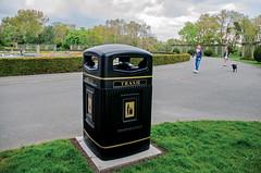 Glasdon Jubilee? 80G Trash Can