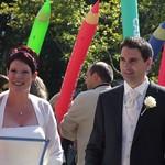 2009 Hochzeit Martina und Patrick