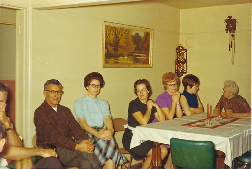 Modesto Christmas 1969