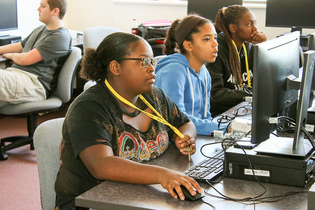 2017 STEM Summer Academy for Girls