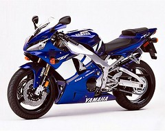 Yamaha YZF-R1 1000 2000 - 4