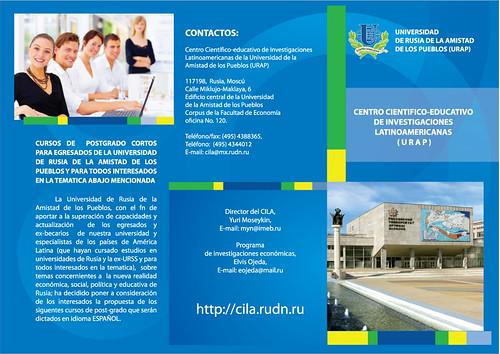 Maestria en Estudios Contemporáneos de América Latina