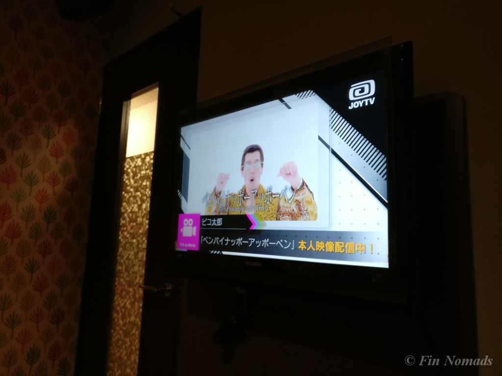 sleeping karaoke room japan 2