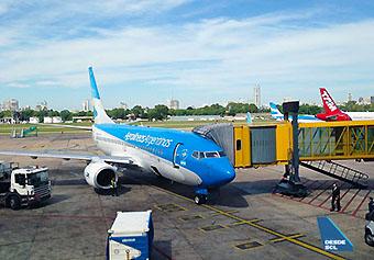 Aerolíneas Argentinas B737-800 AEP 1 (Gastón Doval)