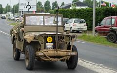 Jeep Naval Beach Battalion