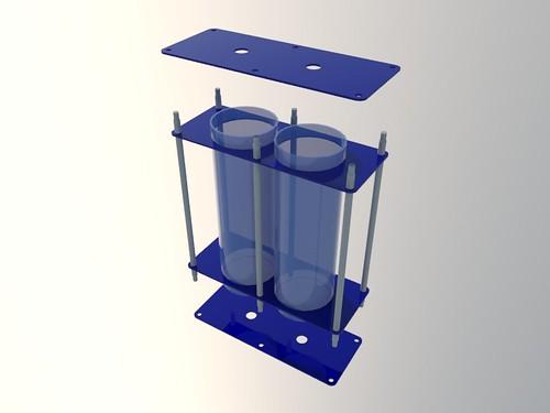 стенд для топлива взрыв 1-2
