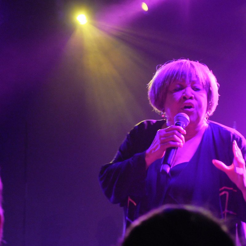 Mavis Staples @porcelinasworld