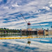 Shipyard Morning by ahockley