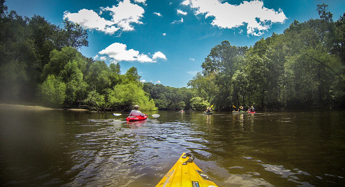 Edisto River Rope Swing and Beer Commercial Float-43