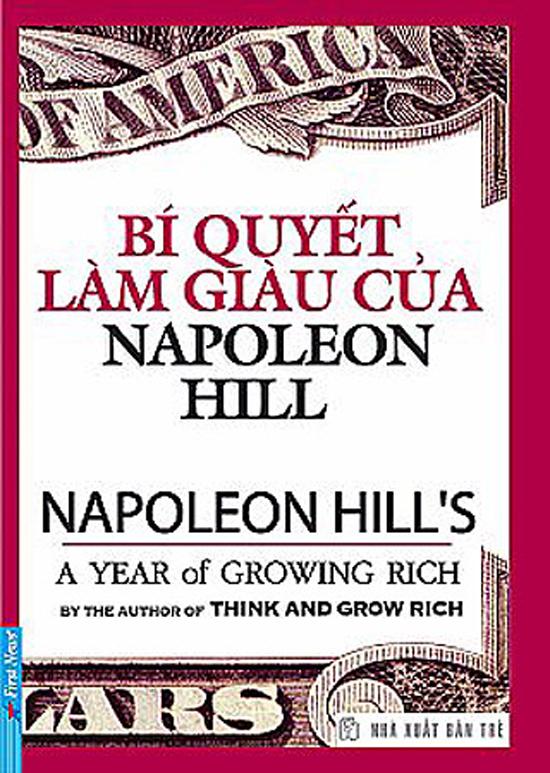 Bí Quyết Làm Giàu của Napoleon Hill - Napoleon Hill