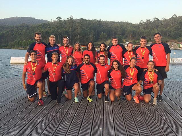 2017 - Campionat d'Espanya de piragüisme