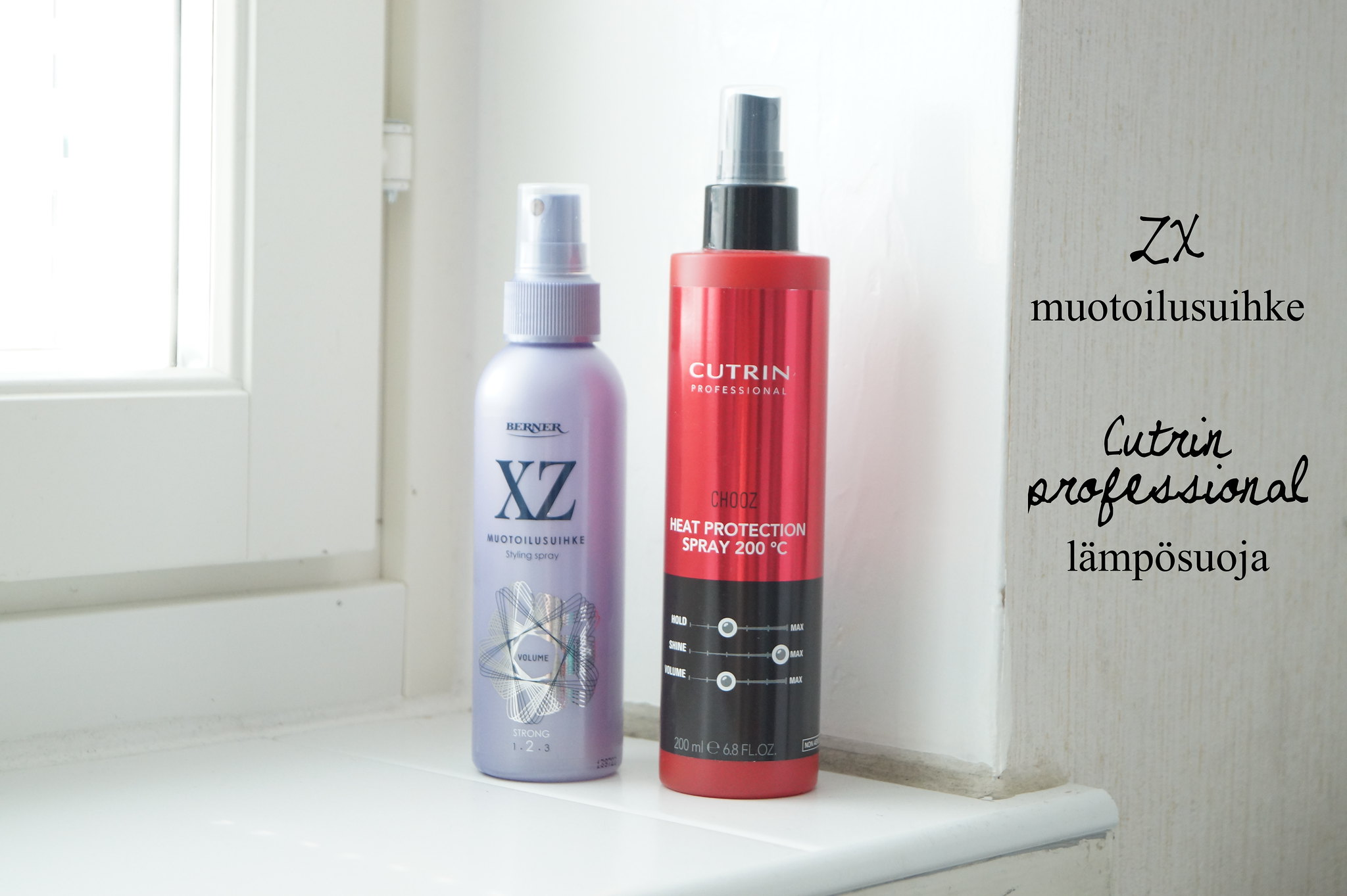 my haircare routine 5
