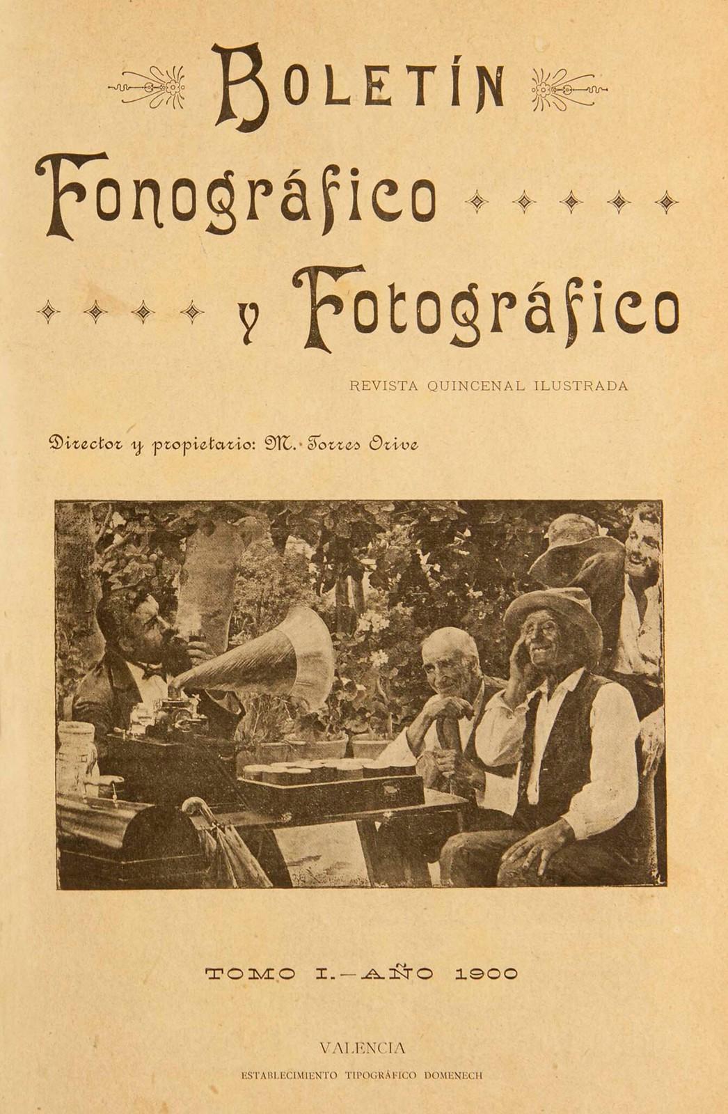 fonografico