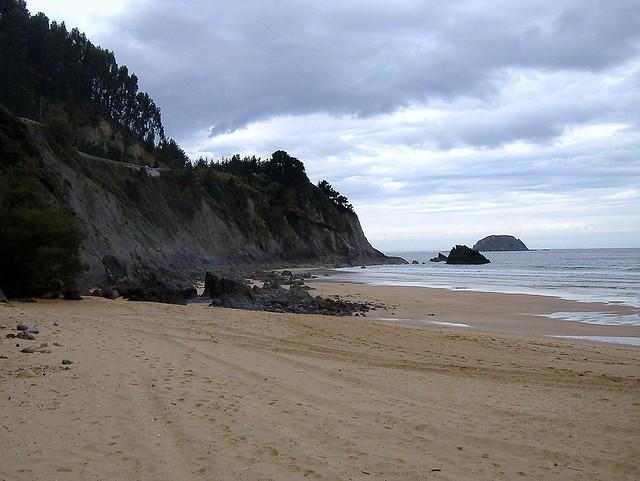 Playa de Laga e, Fujifilm FinePix A345