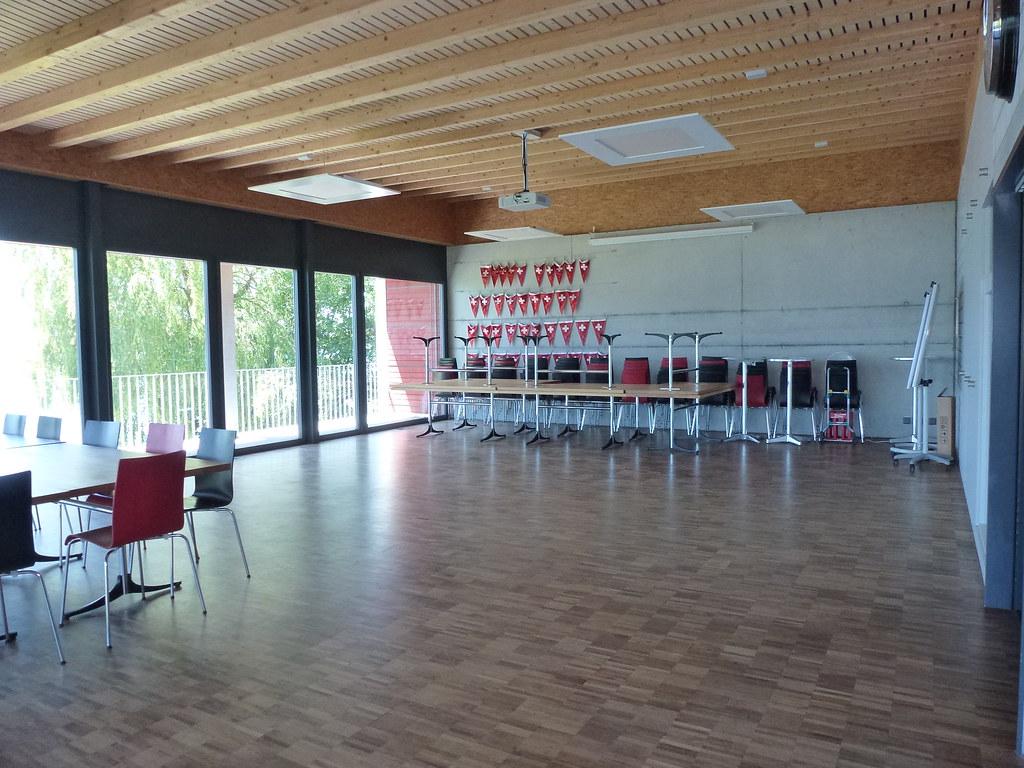 Bootshaus Seeclub Sempach