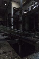 Bij. Daugavpils ķīmiskās šķiedras rūpnīcā, 06.05.2017.