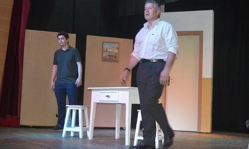 Festival de Teatro - Voo p'ra América