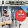 The @benfordbrewing in Lancaster is SC's 1st Agri-Brewery. We stopped by to learn more about brewing world class #craftbeer in the barn. Checkout our Blog on Facebook / Youtube or at www.bitesnbuzz.com!