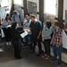 16. Juni 2017: Zeugnisausgabe in der Braunschweiger Volkshochschule
