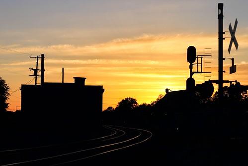 tupelo mississippi railroad rails bnsf
