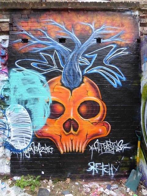 graffiti, Shoreditch, Panasonic DMC-TZ70