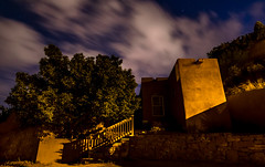 Santa Fe at Night