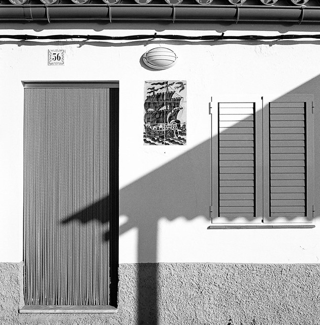#56 - Spanish Sunlight & Shadow