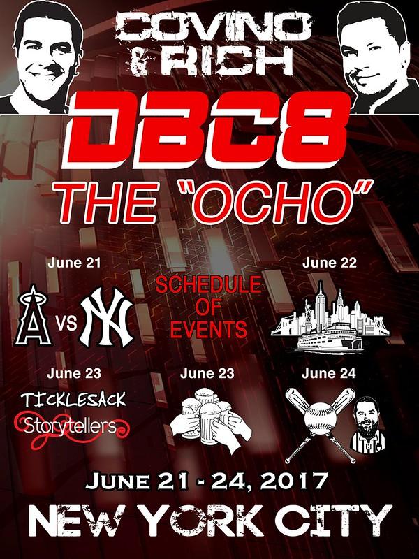 DBC 8 The Ocho