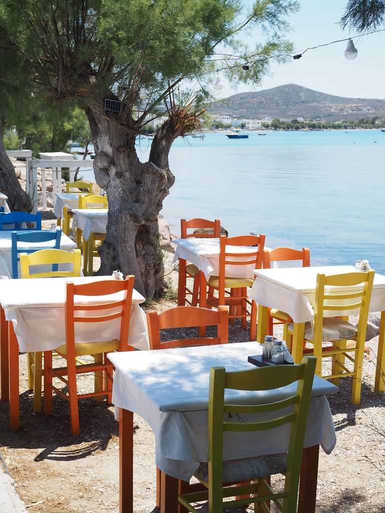 Ravintolat Milos