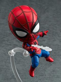 你最安心信賴的好鄰居!黏土人《蜘蛛人》蜘蛛人 返校日・Edition(スパイダーマン ホームカミング・エディション)