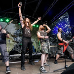 TITAN KILLER - Metalheads Against Racism Vol. 6, Donauinselfest Vienna
