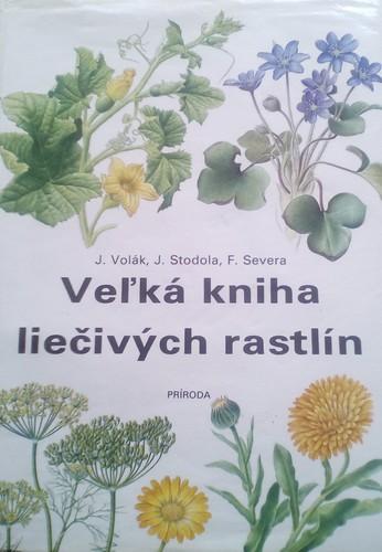 Velka kniha vzácnych rastlin