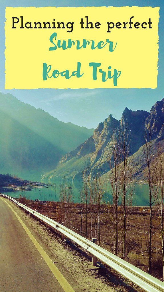 Planning The Perfect Summer Road Trip