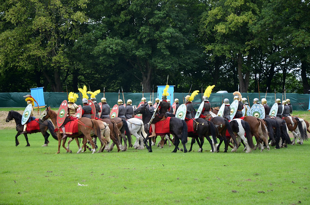 Turma! Hadrian's Cavalry Charge in Carlisle