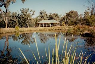 Brigalow picnic shelter 1997