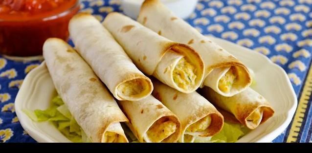 Chicken Flautas Recipe