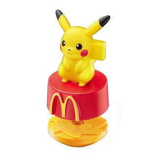 日本麥當勞快樂兒童餐《精靈寶可夢劇場版 就決定是你了!》系列玩具,07月14日起推出!ハッピーセット「ポケモン」