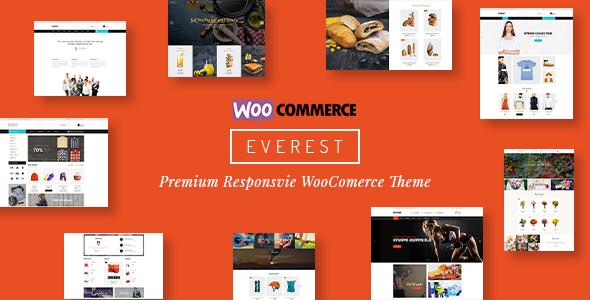 Ri Everest v1.2.6 – Multipurpose Woocomerce Theme