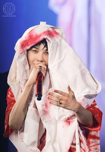 G-Dragon  MOTTE in BKK day 2 2017-07-08
