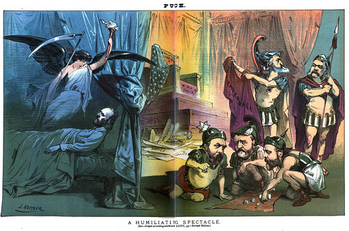 humiliating spectacle, a (1881)