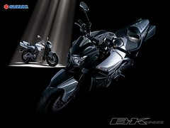Suzuki B-KING 1300 2007 - 10
