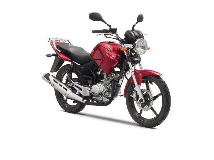 Yamaha YBR 125 2010 - 8