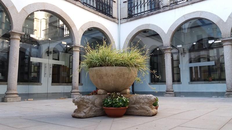 Patio de Cristal - Ayuntamiento de Coria