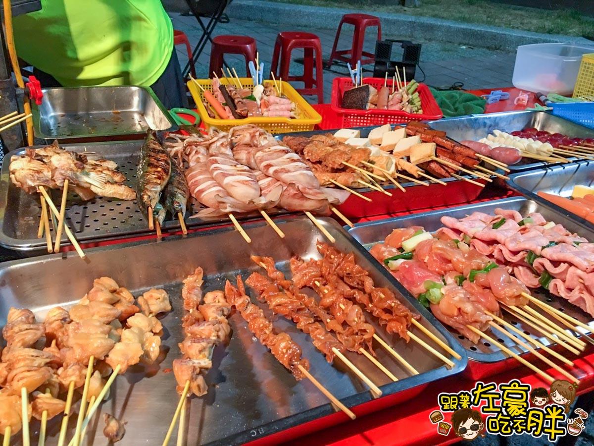 鳳山阿燕專業烤肉攤-6