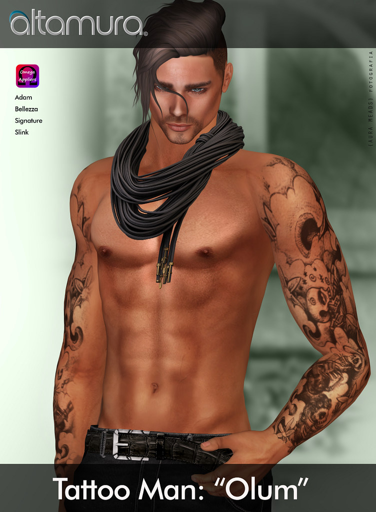 "Altamura ""Olum"" Tattoo - SecondLifeHub.com"