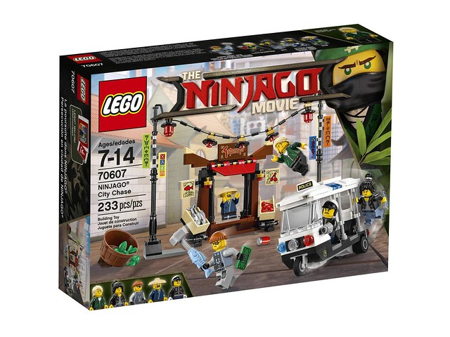 70607 Ninjago City Chase 1