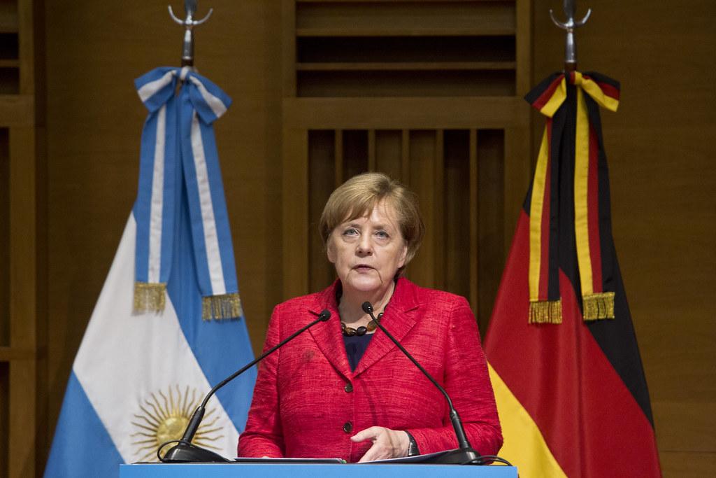 Conferencia de Merkel