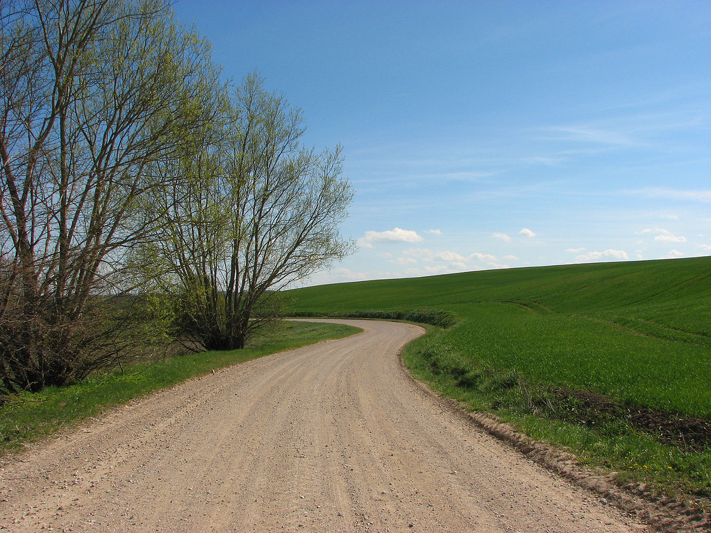 Tukums_vicinity-Road